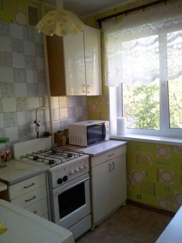 Яркая квартира в самом центре Перми - Perm - Apartment
