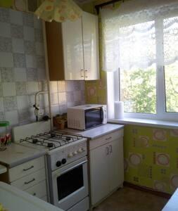 Яркая квартира в самом центре Перми - Perm