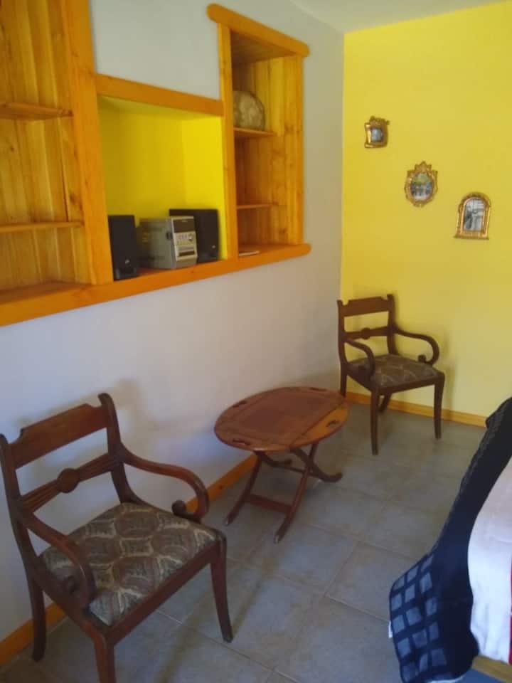 Habitación para dos personas. (habitación 1)