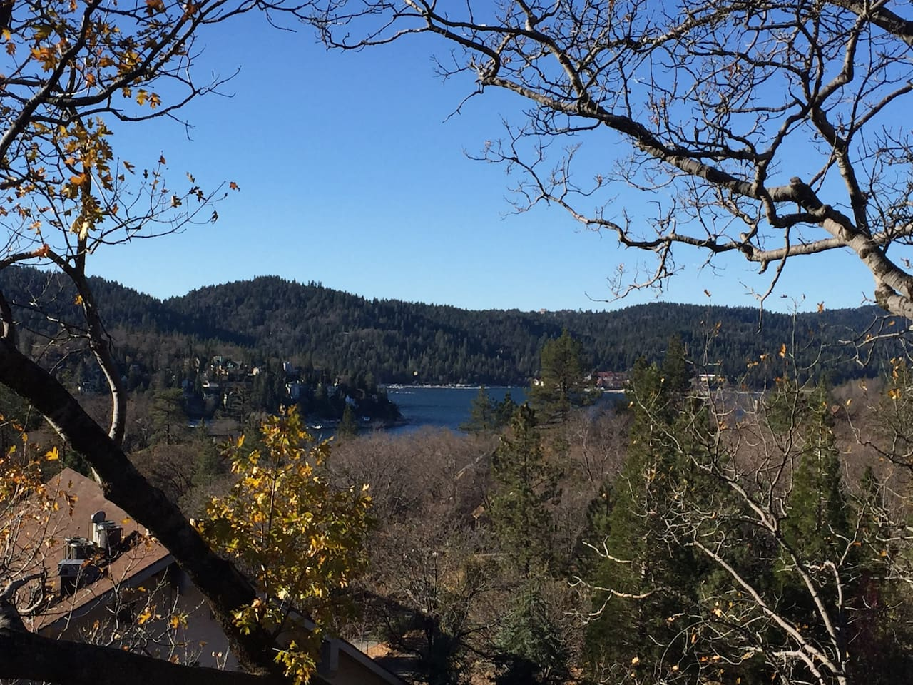 Fabulous Views With lots of Privacy!
