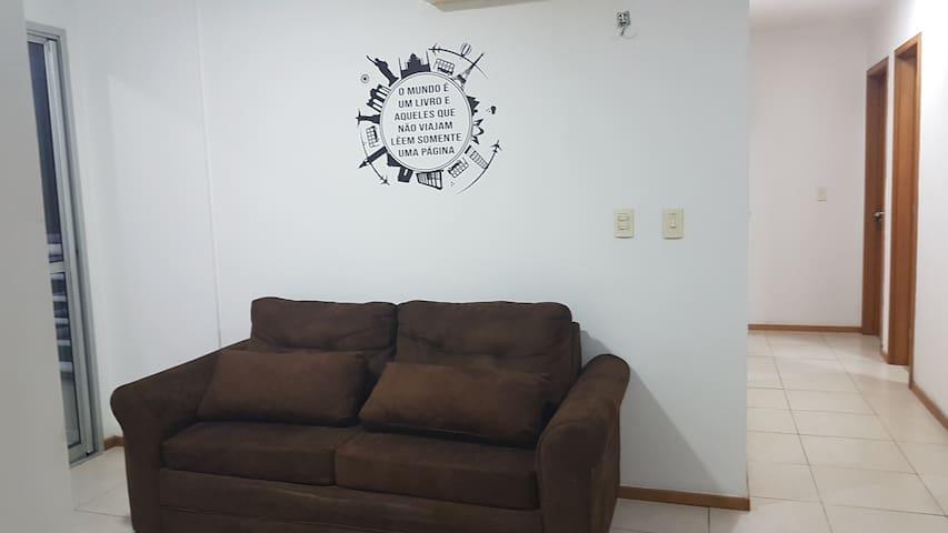 Sala de estar + Sofá cama