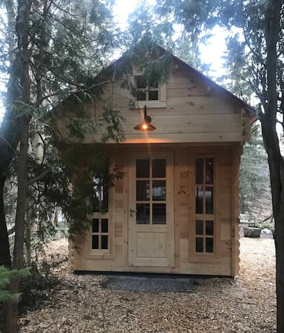 The Bruce Bunkie - your private caledon  getaway