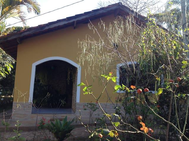 Casa da Cida - São Luiz do Paraitinga - Casa