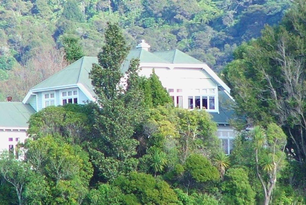 Te Maunga House B&B