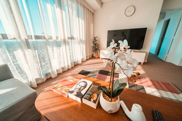 Best CBD Riverside Apartment with amazing view