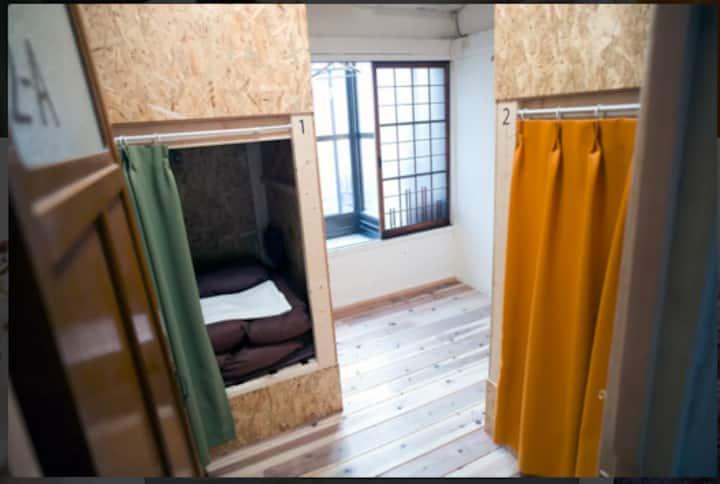 Mixed Dormitory 4Bed