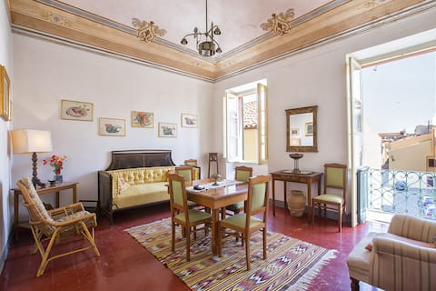 Corte d 'Anglona, romantic Sardinian house