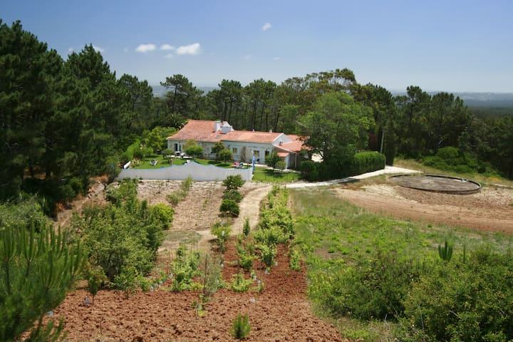 quinta da perdiz - Serra do Bouro