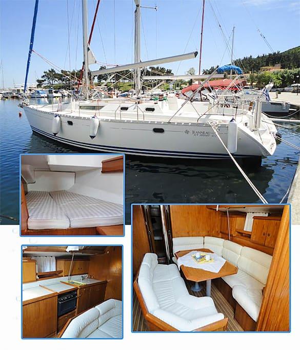 Sailing Boat Alexandros