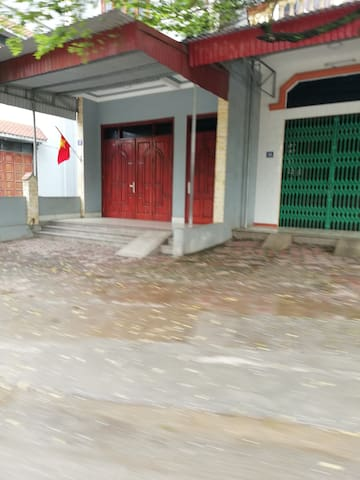 House for sale in Pham Hung my