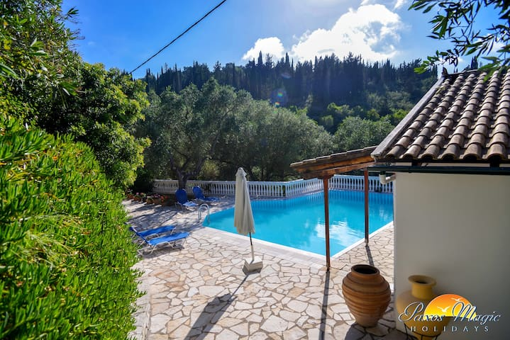 Villa Galetta with Private Pool - Gaios