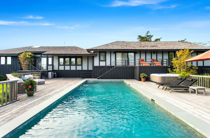 Hamptons Fiji Inspired Home