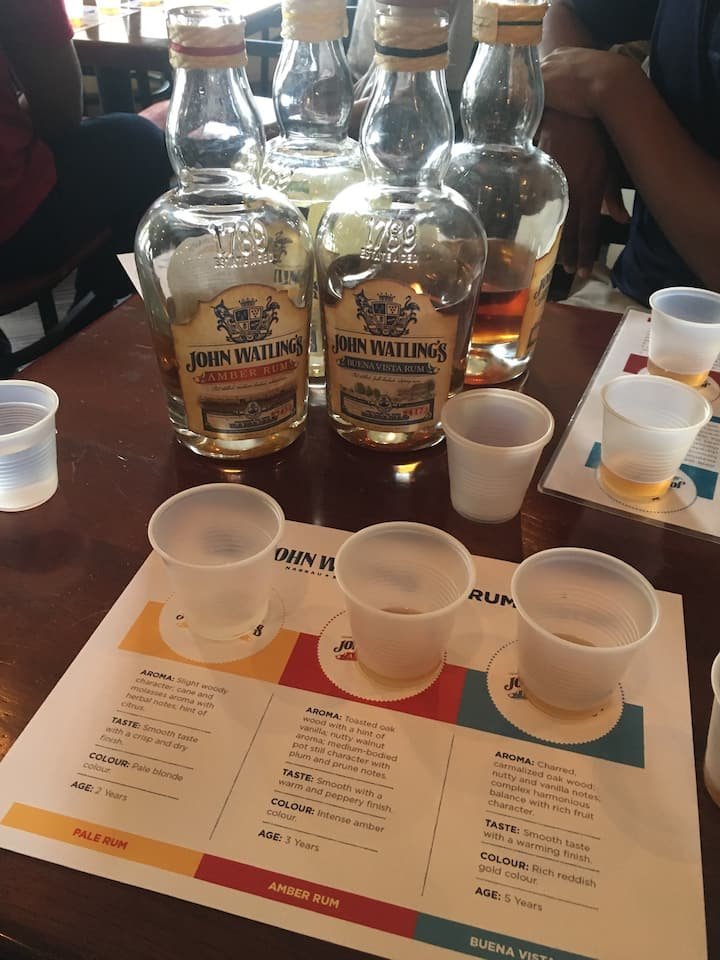 Rum, & more rum
