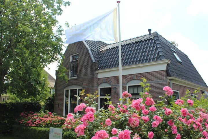 Cosy B&B in Middenbeemster nearby Amsterdam - Middenbeemster - B&B