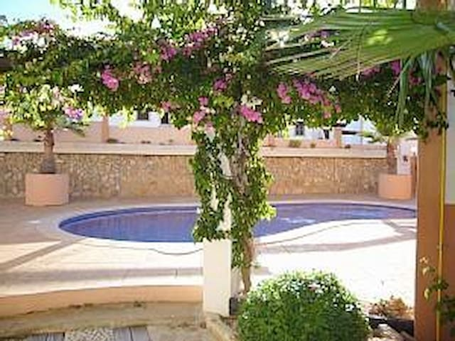 Perfect house to relax, nice decora - Colonia de Sant Pere - Talo