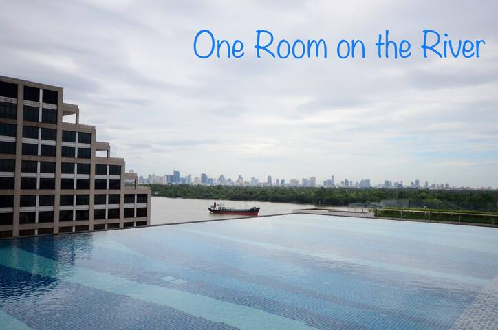 One Room on The River.