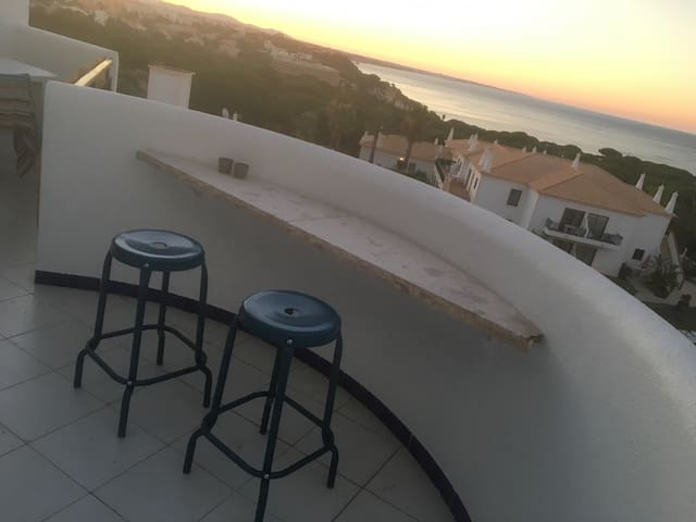 Beach Apartment with Sea view - Albufeira - Byt