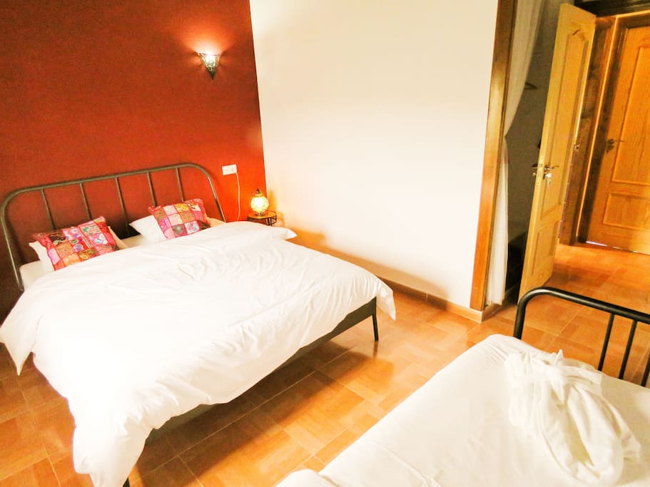 Mojacar room