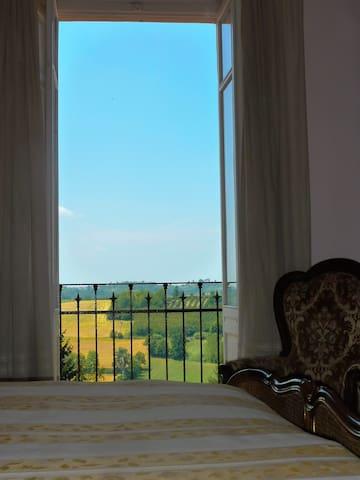 Balcone riservato a Suite matrimoniale