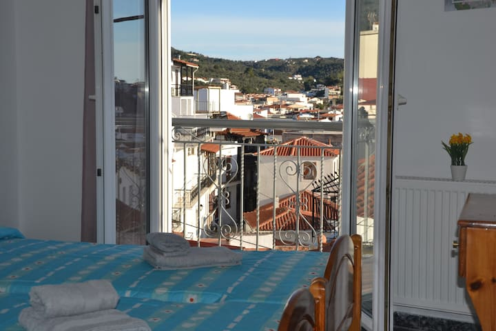 Skiathos home with the best view
