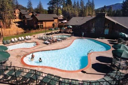 South Lake Tahoe Heavenly Valley Condo Great Amaze - Zephyr Cove-Round Hill Village - Kondominium