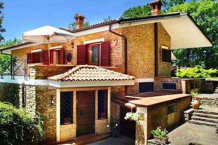 Stone villa with swimming pool
