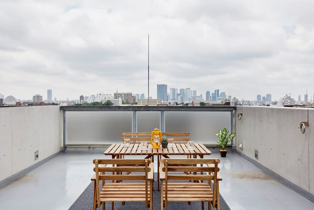 Private Rooftop