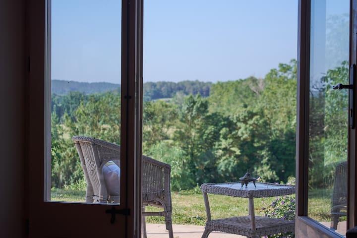 Casa rural amb 2 dormitoris i entorn natural
