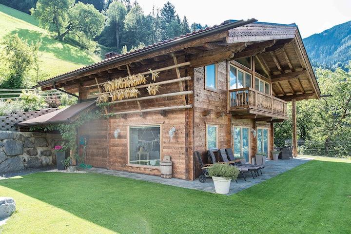 Logenplatz Zillertal Chalet