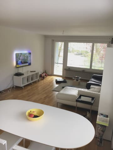 Top Modern Flat near the ZHR Airport - Kloten - Leilighet