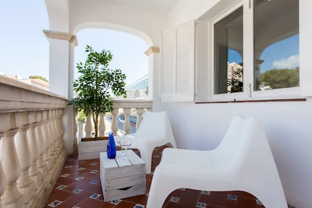APARTMENT UP TO PEOPLE REALLY CLOSE TO THE BEACH - Palma