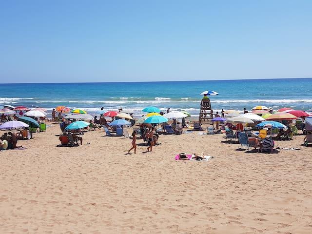 relax a 100 pasos del mar - La Mata - Apartment