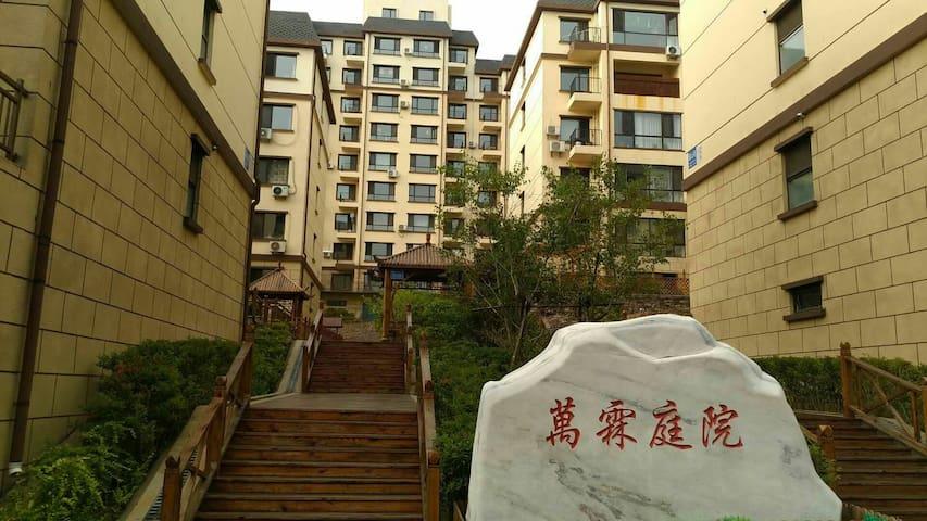 电梯靠山花园洋房双室140一天可长租