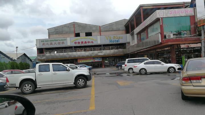 VS plaza hotel