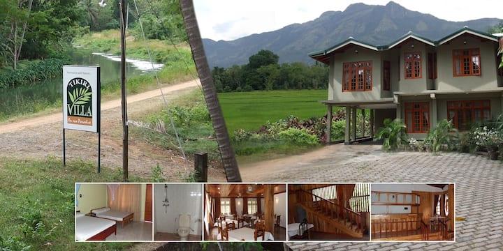 Tikiri Villa - Mahiyanganaya