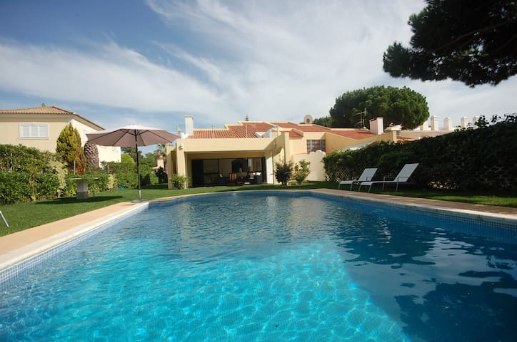 Villa with 4 bedroom and private pool in Vilamoura - Quarteira - Villa