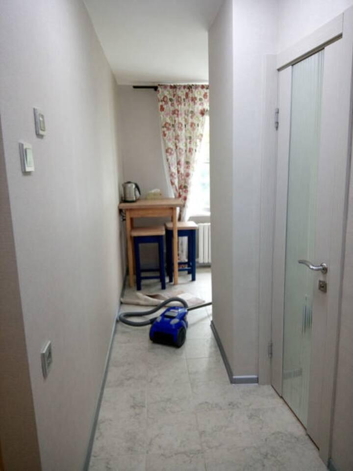Apartment for rent in Thao Dien, 2 bedrooms Pk 2WC