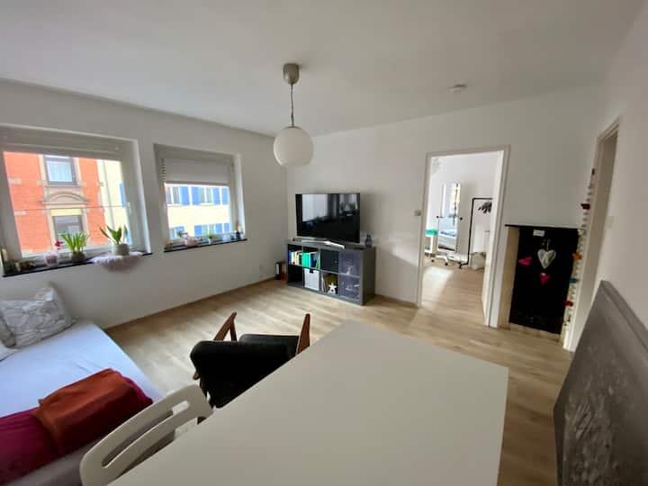 2 Zimmer Wohnung in Stuttgart-Mitte