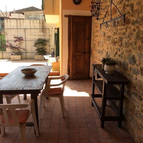 Oasi del Cilento - Licusati - Villa