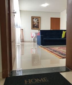 Lindo apartamento/Reservas a partir de 02 pessoas