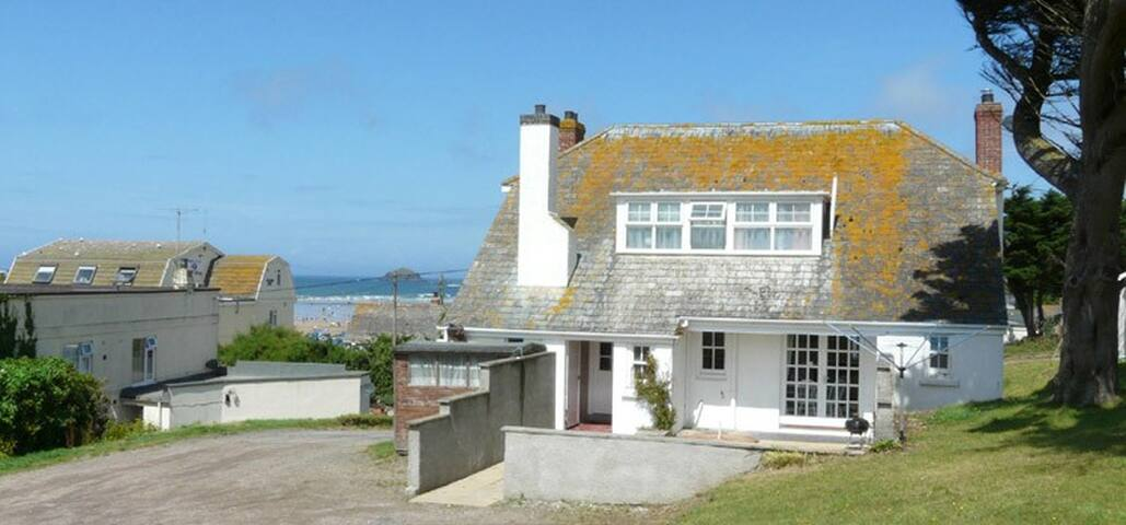 Rosevarlock House, Polzeath Beach - Polzeath - Haus