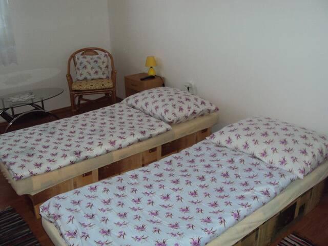 A Természet szoba(Viski Fogadó) - Vyškovce nad Ipľom - Apartamento