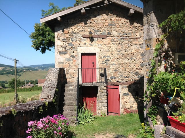 La Petite Maison de Montillet - Tramayes - Dom