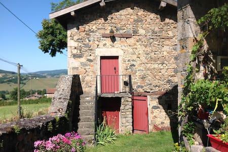 La Petite Maison de Montillet - Tramayes - Ev