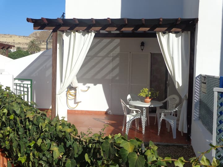 Apartamento 1 línea en Vera Playa