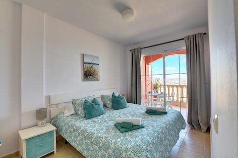 Cofete, apartamento con vistas al   Mar