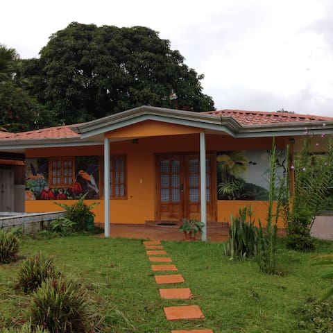 Casa Colibri - 埃爾卡斯蒂約(El Castillo) - 平房