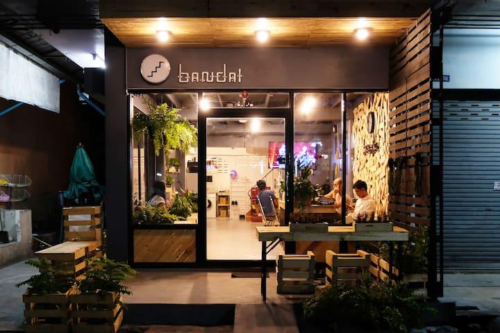 ฺBandai Hostel Bangkok