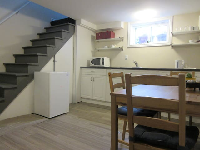 Comfortable, Private Suite in Renovated House - Waterloo - Haus