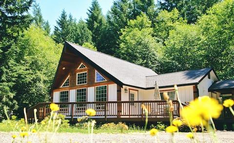Lovely&Cozy Cabin at Mt. Rainier